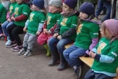 Großer Kindergartengeburtstag