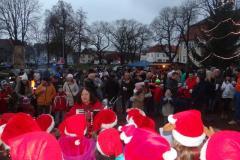 Weihnachtsfeuer 2014