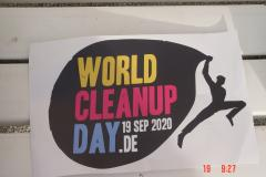 WorldCleanUpDay 2020