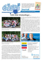 Titelseitenansicht Gispi-Journal, 09/2012