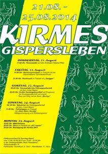 KirmesProgramm2014